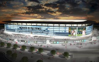 Italy: Palermo pushing towards new stadium