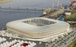 Belgium: New stadium for derby rivals in Antwerp?