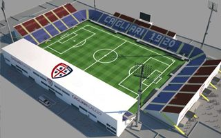 Italy: Here's Cagliari's temporary stadium in more detail