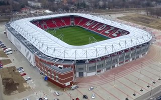 New stadium: Grand (re)opening for Widzew