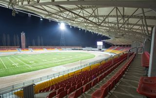 Poland: Wrocław's Olympic Stadium ready for use