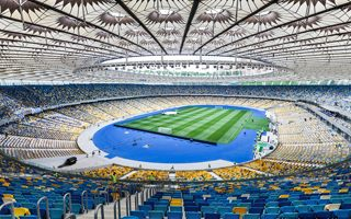 Kyiv: Serious financial issues of Olympic Stadium