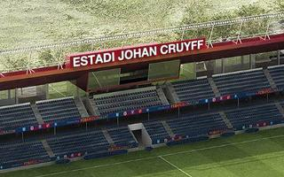 Barcelona: Cruyff celebrated in three different ways