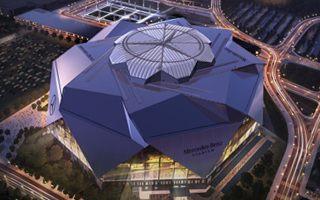 Atlanta: Mercedes-Benz Stadium at risk of delays?
