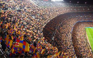 Barcelona: 800 league victories at Camp Nou