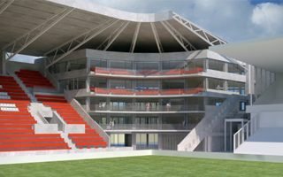 Belgium: Waregem begin work on pavilion