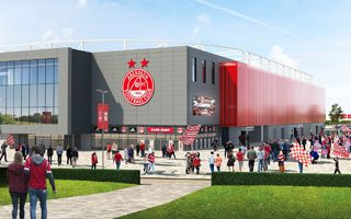 Aberdeen: Birds threatening stadium, stadium threatening birds
