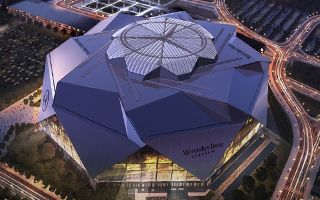 Atlanta: Mercedes-Benz Stadium opening pushed back