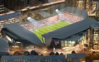 London: Site clearance continues for Brentford FC's stadium