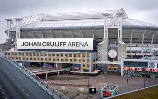 Amsterdam: Name confirmed, Johan Cruijff ArenA