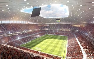 Brussels: Change of fate for Eurostadium after all?