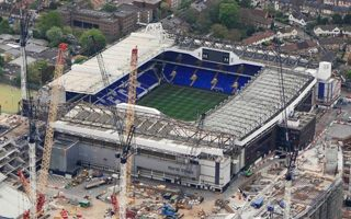 London: Final two weeks of White Hart Lane