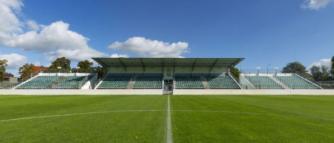 Stadion w Szczecinku