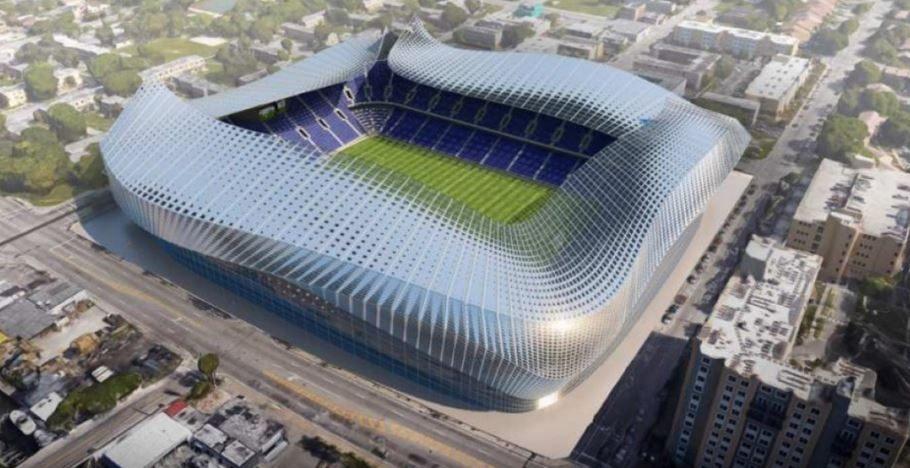 Miami MLS Stadium