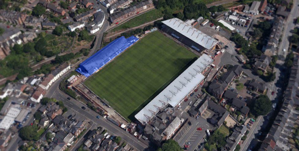 Exeter Stadium