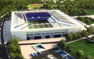 Germany: Could KSC relegation affect stadium plans?