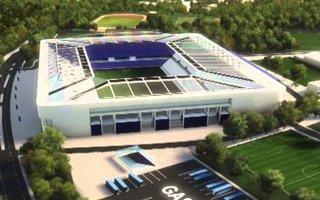 Germany: Could KSC relegation affect stadium plans?
