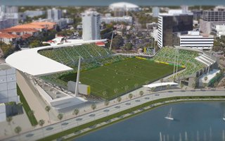 Florida: Al Lang Stadium expansion approved by voters