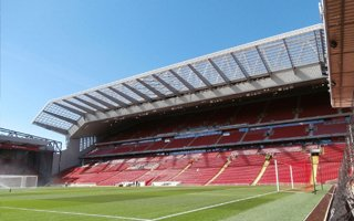 Liverpool: Anfield second only to Old Trafford?