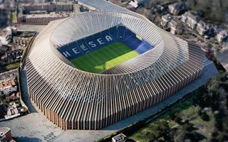 London: Chelsea to move in as late as 2023?