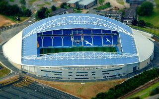 England: Seagulls upgrading stadium for Premier League