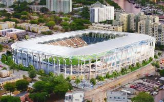 Miami: Beckham Group present updated design