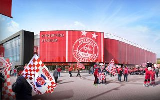 Aberdeen: Kingsford Stadium suffers from 4-month delay