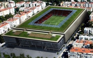 Izmir: One city, four new stadiums