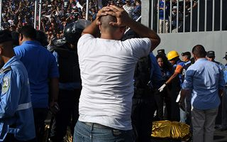 Honduras: Tragedy at championship game in Tegucigalpa