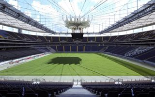 Frankfurt: Eintracht to boost atmosphere and capacity