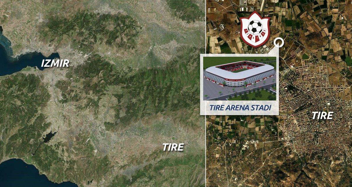 Tire Arena Stadyumu