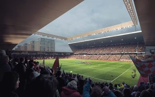 England: Unexpected opposition for Power Court stadium