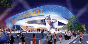 New design: FC Cincinnati's grand vision