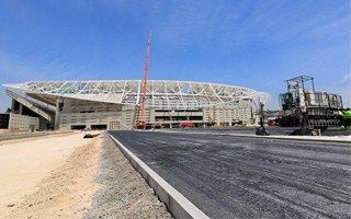 Madrid: €65 million for investment around Wanda Metropolitano