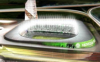 Venice: New 25,000-seater for Venezia FC?