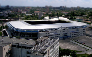 Ukraine: Dnipro Arena up for auction