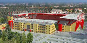 New design: Union's amazing centenary plan