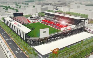 Washington DC: How the Audi Stadium can improve DC United's form in MLS