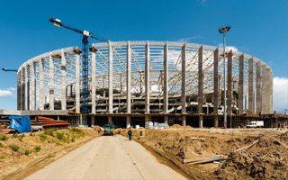 Russia 2018: Nizhny Novgorod needs to speed up, more workers