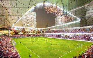 Detroit: Final proposal for the jail site stadium filed