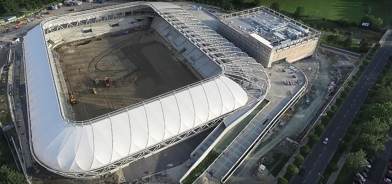 Haladas Stadion