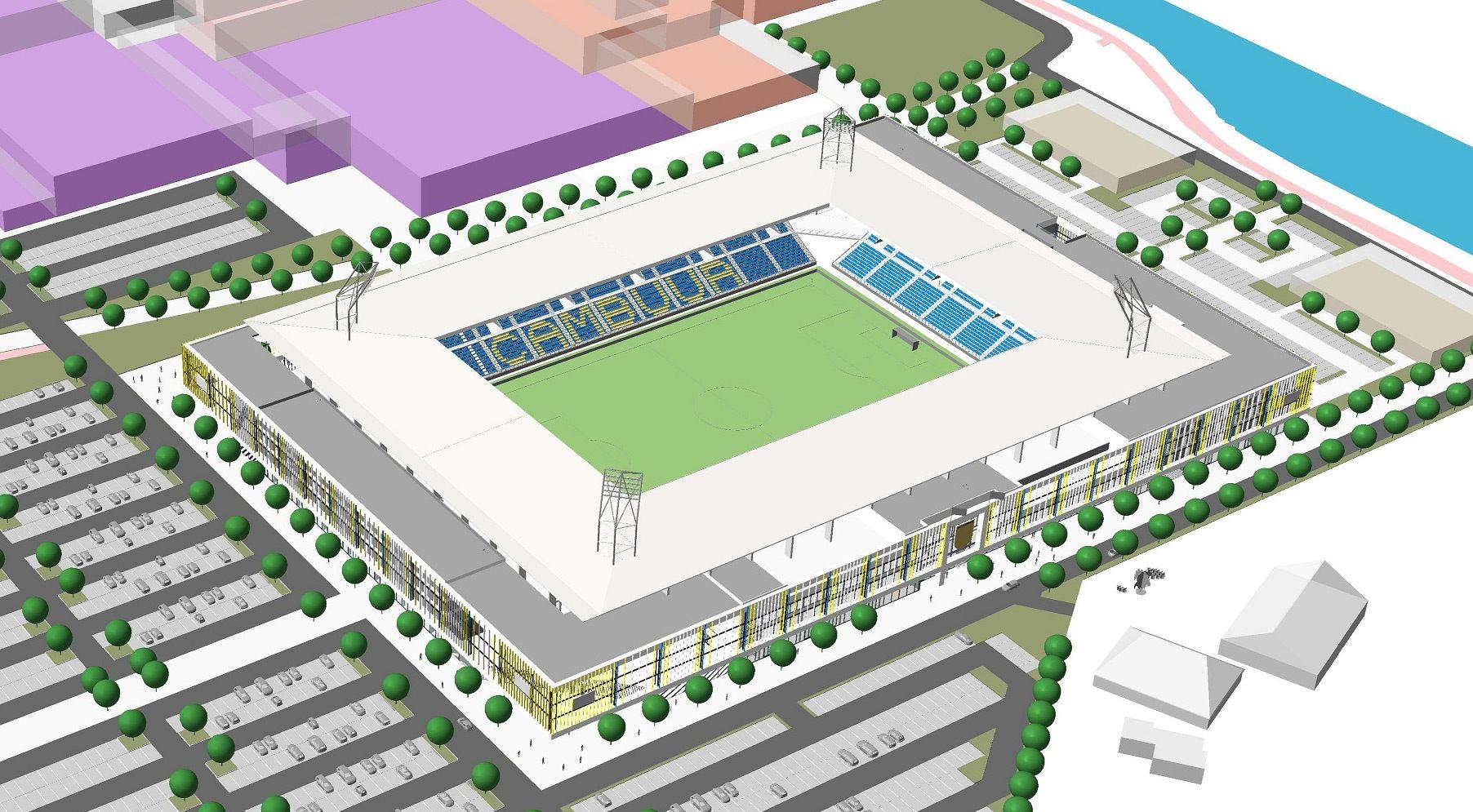 New Cambuur Stadium