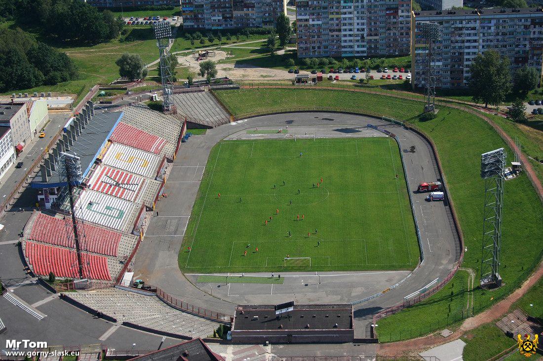 Stadion Miejski w Jastrzębiu