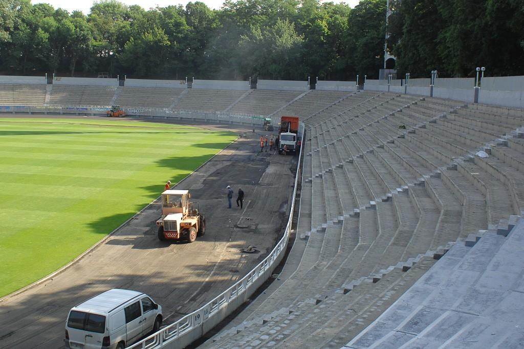 Stadion Lobanovskyi