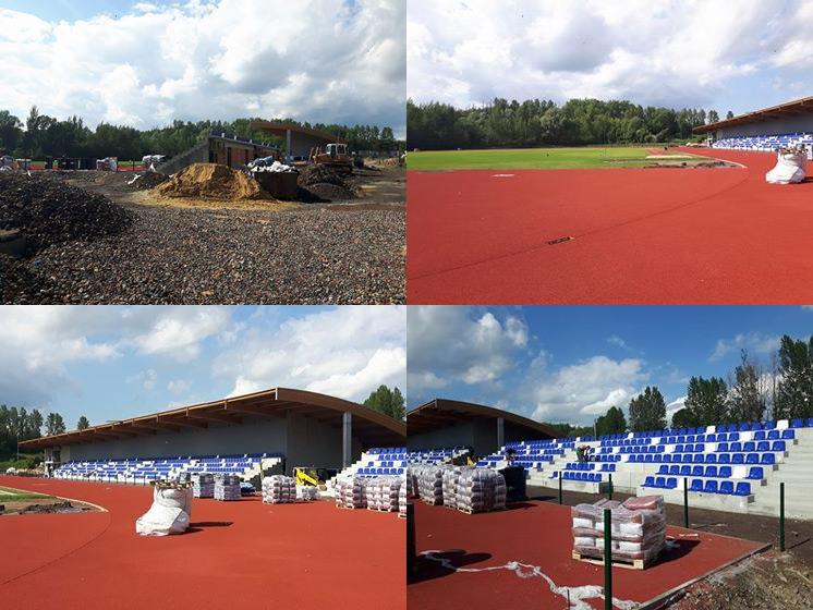 Stadion w Rudzie Śląskiej
