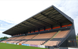 London: Barnet FC's grand plan