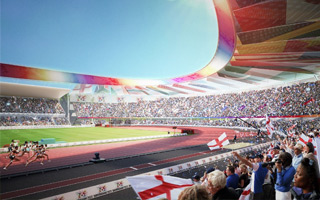 Stadium & Design: Birmingham's 2022 Commonwealth Games bid