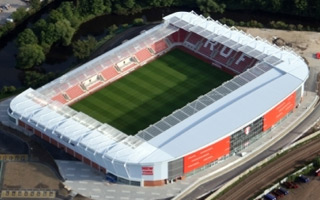 England: Imps to get a 12,000-seater