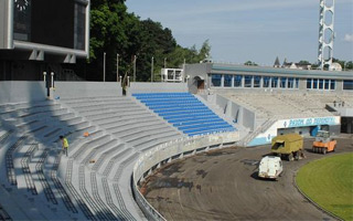 Kyiv: Major revamp at Dynamo's old home