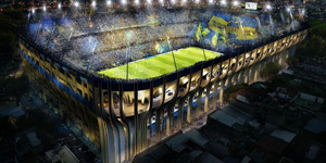 Buenos Aires: Boca staying, Bombonera to grow